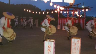 阿蔵地域念仏踊り保存会