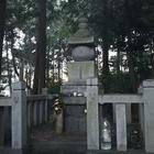 築山御前のお墓